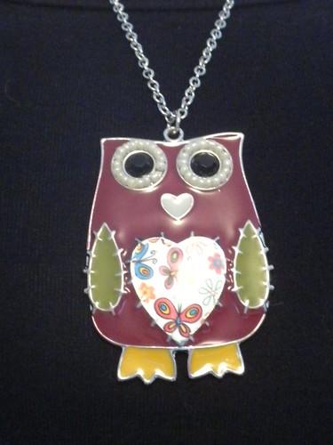 cutesy owl