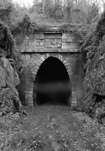 Original Blue Ridge Tunnel