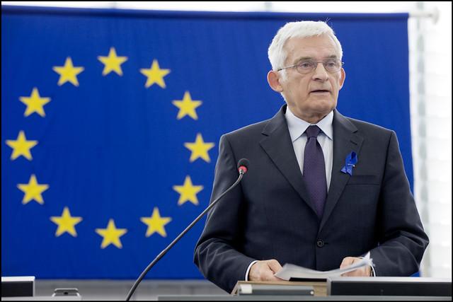 Mid-term review by EP President Jerzy Buzek