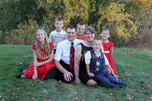Our family 10/16/10