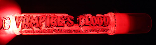 Vampire's Blood LED light