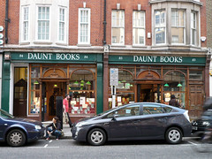 Daunt Books @ Marylebone High Street (everydaylife.style) Tags: uk travel holiday london history shop photography book unitedkingdom map country books bookstore hampstead bookshop  guidebook edwardian skylights bookstores williammorris libreria  hollandpark stanfords belsizepark travelguide   marylebonehighstreet   travelwriting      librerias dauntbooks
