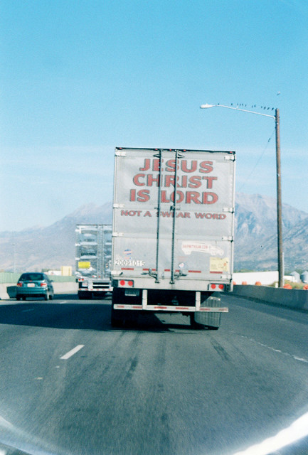 Driving for Jesus