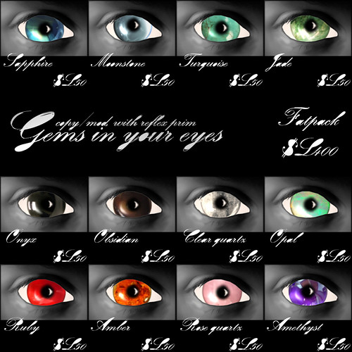 A:S:S - Gems in your eyes
