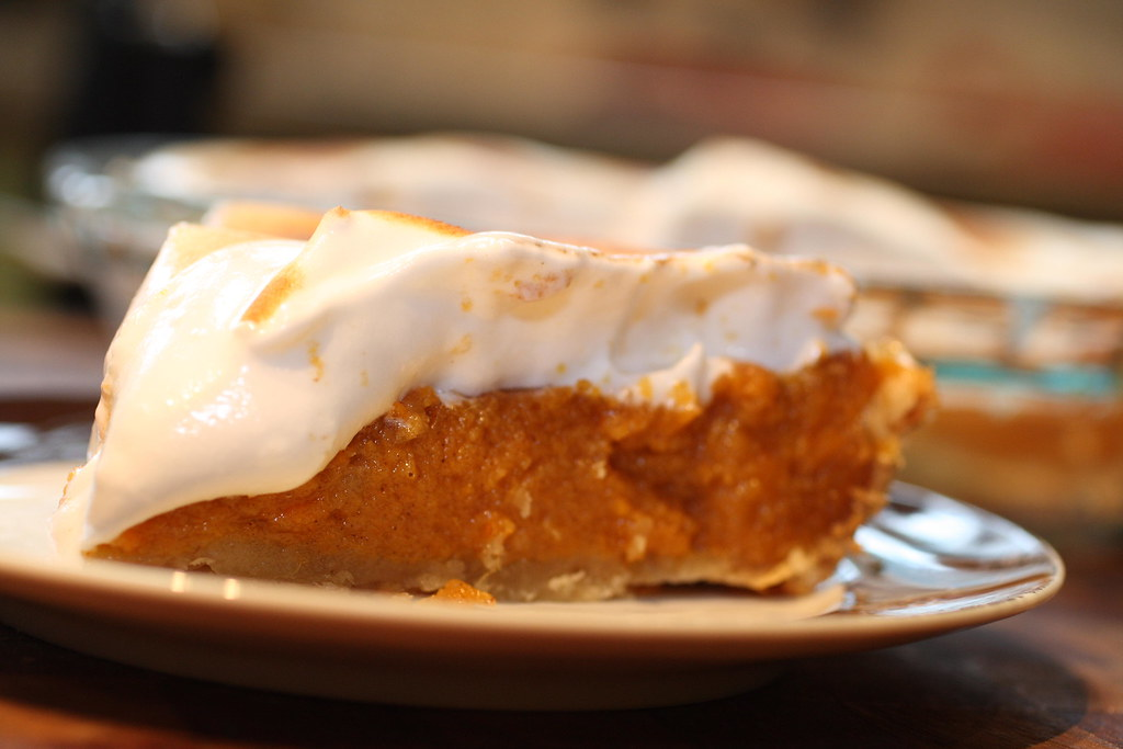 ... c3c2abc8f7 b d Sweet Potato Pie with Toasted Marshmallow Meringue