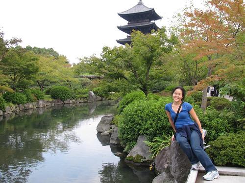 Kyoto - Toji Temple / Pagoda