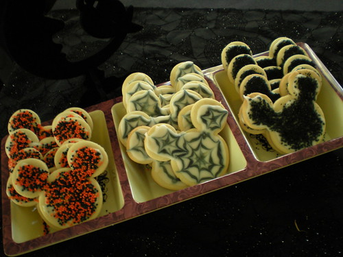 Mickey Mouse Cookies!
