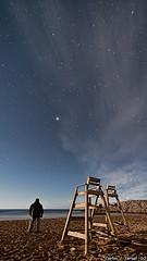 Looking the stars (Carlos J. Teruel) Tags: longexposure noche nocturna 2010 largaexposicion calblanque tokina1116 xaviersam