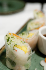 Rice Paper Roll, 蟹パーティ 2010, Thanh Long, San Francisco
