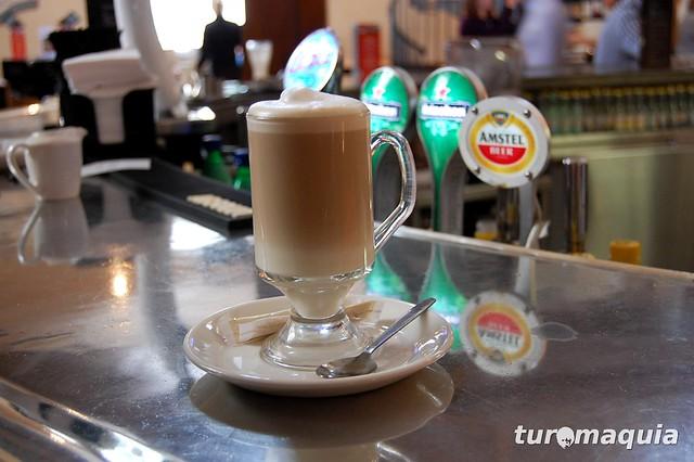 Cafezinho - Irlanda