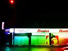 Kota Bharu night life - iPhone 3GS (C.A.Zulkifle) Tags: life new blue red green apple shop night star times bata publishing kota 3gs photojournalist kelantan iphone bharu straigt zukayo