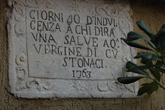 Ricordo - Memory - History (kikkedikikka) Tags: italy italia chiesa sicilia memoria erice trapani vescovo indulgenza rgspaesaggio rgscastelli rgsnatura rgsscorci