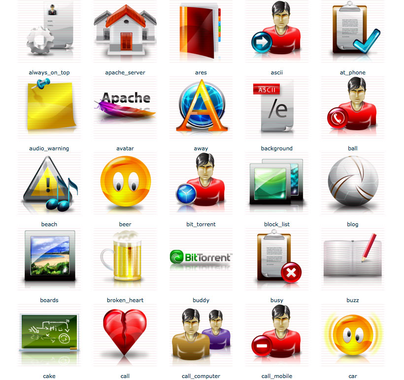 Iconshock Huge Icon Collection Vol-2
