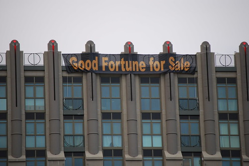 Good Fortune for Sale
