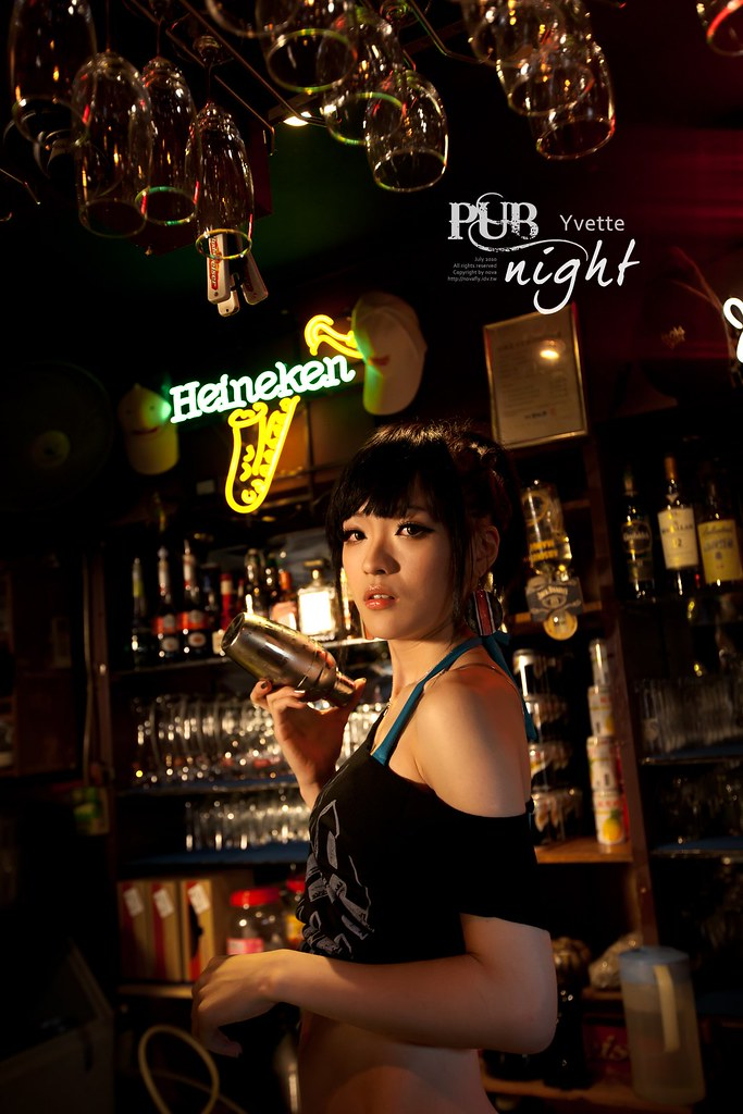 [Yvette]PUB Night