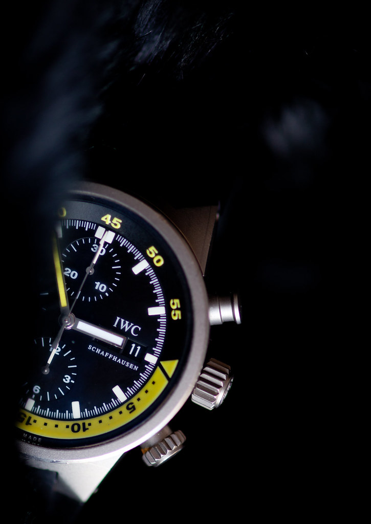 IWC Aquatimer Automatic Chronograph   101111-6707-jikatu
