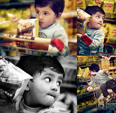 MOHEB (irfan cheema...) Tags: boy shopping kid son chips lays potatos moheb irfancheema