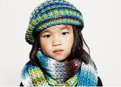 Barts, gorros, bufandas, guantes y accesorios infantiles de Barts, colección de invierno