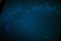 Fisheye View of the Night Sky (TxPilot) Tags: arizona high nikon long exposure desert tucson fisheye iso jupiter sonoran constellations milkyway d700 Astrometrydotnet:status=failed Astrometrydotnet:id=alpha20110730196843