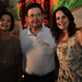 Ana Arraes, Antônio Campos e Danielle Rios