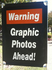 Warning: Graphic Photos Ahead