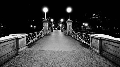 Boston Garden Bridge