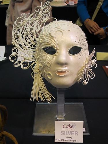 Pastillage Mask