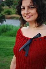 Tempting (Valeria Ferreira Garcia) Tags: sweater knitting seamless knitty tempting tric ribbing suter semcostura