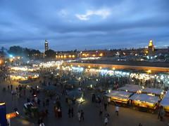 Jama'a el-Fnaa (spice&sugar) Tags: jama'aelfnaa marrakechmaroccomoroccoafricaafrique