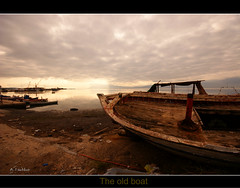 The old boat (ATSICHLAS (Busy)) Tags: oldboat stylida