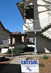 CATESOL North in Monterey, CA