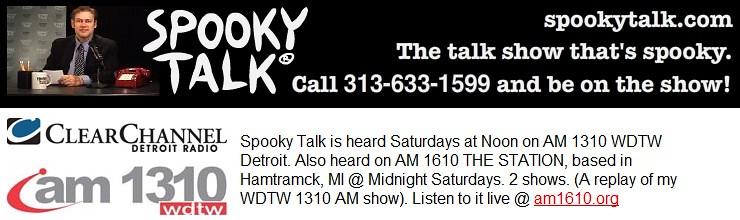 Spooky Talk