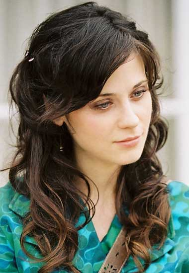 Zooey Deschanel :$ ¦ by pelusa:B