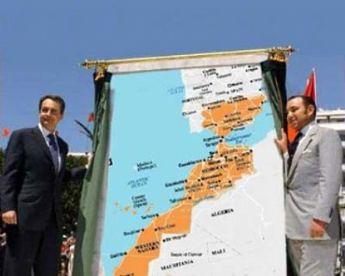 Rodr?guez Zapatero y Mohamed VI