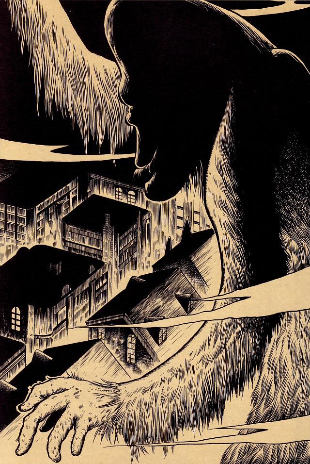Tatsuya Morino - The Murders in the Rue Morgue - Edgar Allan Poe, 1841