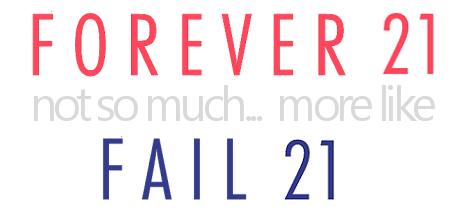 forever21=fail21.