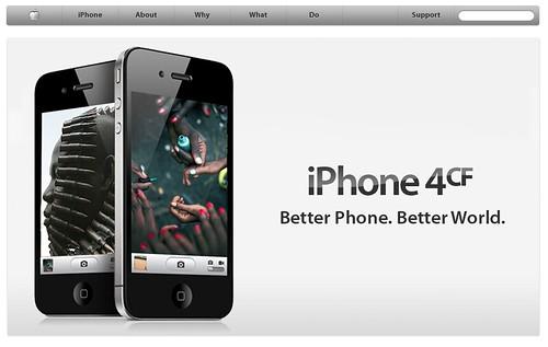 iPhone 4cf