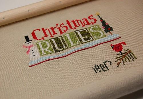 Christmas Rules