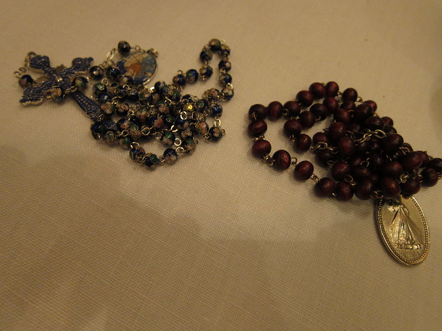 Rosaries of Bianca and I
