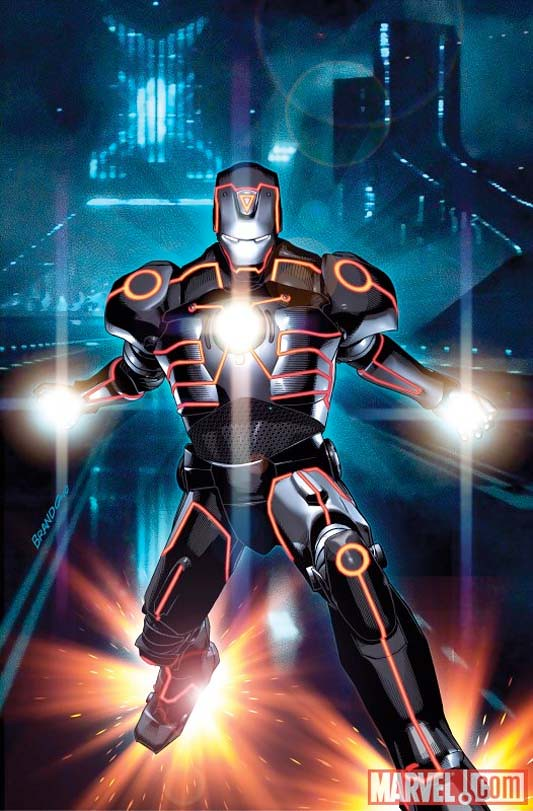 Iron Man - Tron
