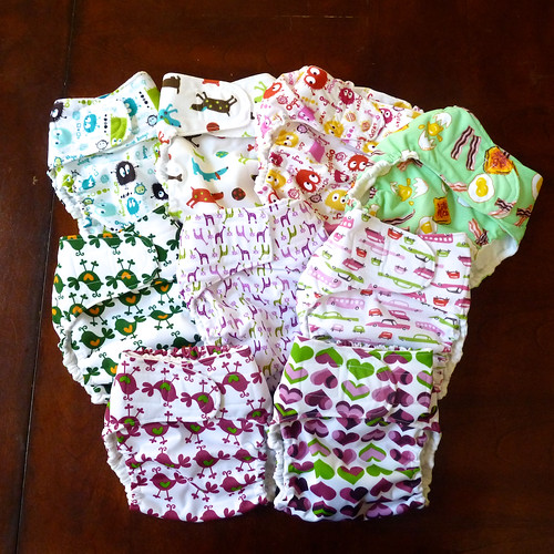 Lots of Diapers!