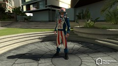 PlayStation Home (GT5 Racer Male)