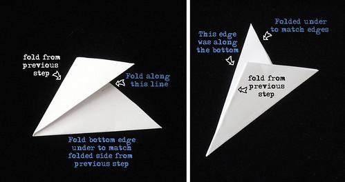 Allison Gryski: Tutorial: Paper Snowflakes (with 6 sides)