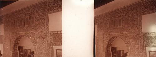 Casa de Mesa en los años 20. Fotografía de Ángel del Campo Cerdán