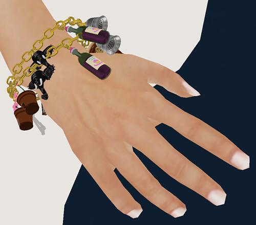 Starlust Charm Bracelet