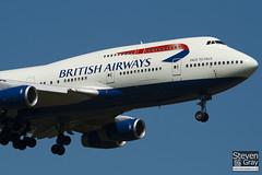 G-BNLO - 24057 - British Airways - Boeing 747-436 - Heathrow - 100617 - Steven Gray - IMG_4250