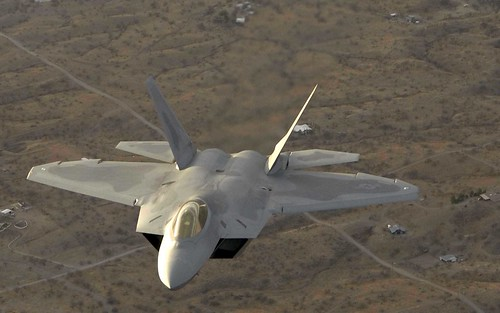 Aircraft Wallpaper, F 22
