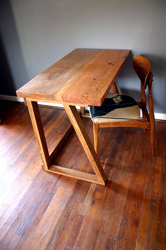 commissioned sewing table
