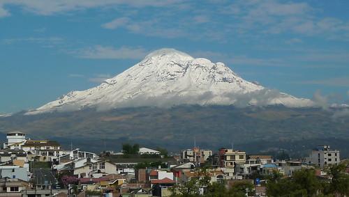 Chimborazo - Riobamba, Ecuador