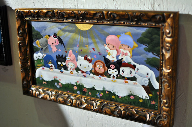 Sanrio Art Gallery